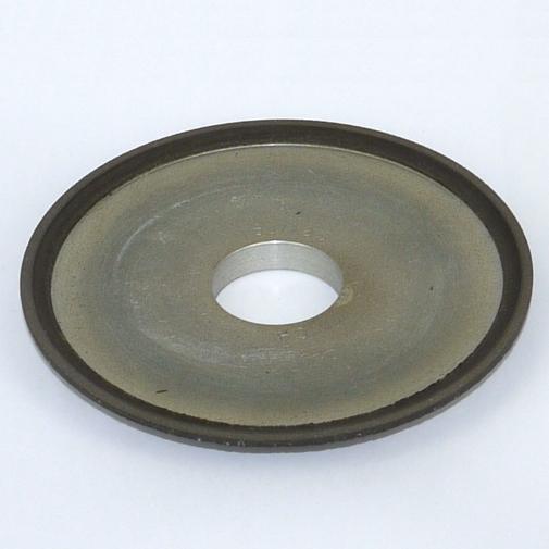 Mola a tazza diamantata a grana fine per macchine utensili Ø 125 mm