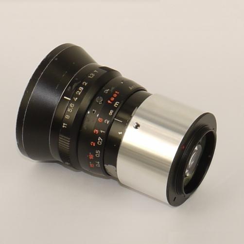 Micro 4/3 Olympus Lumix Panasonic anello raccordo a obiettivo ARRIFLEX B adapter