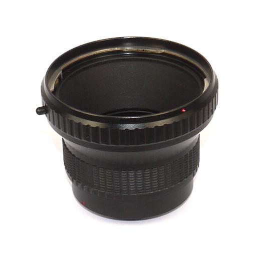 Fujifilm X-Pro1 FX X P baionetta fotocamera adattatore per obiettivo Hasselblad