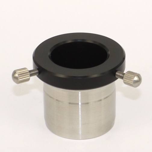 Raccordo riduzione oculari Adapter telescope da 1 ``1/4 (31.8) a 24.5 mm PRO
