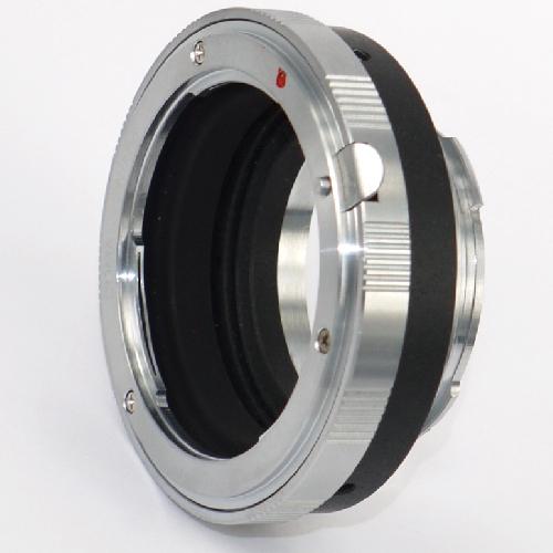 Leica M Voigtlander Bessa Raccordo a obiettivo Contax Yashica adapter 6 Bit LTM