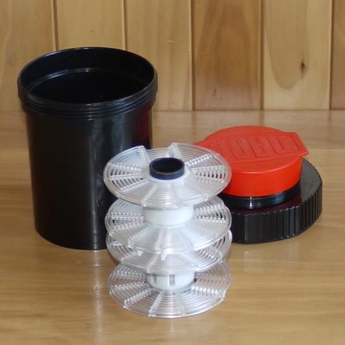 Gruppo ottico condensatore SECON