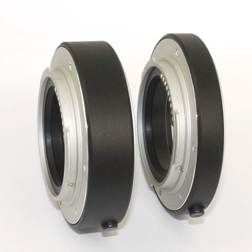 Canon EM Set due tubi prolunga per foto MACRO  con trasmissione elettrica