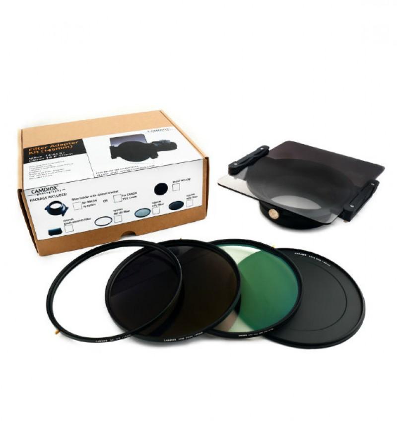Kit adattatore filtri per obbiettivo Canon TS-E 17mm f/4L