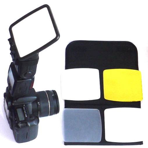 Flash Softbox Diffusore con cartone e sacchetto per Canon,Nikon,Sony,Olympus
