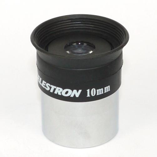 10mm Oculare Celestron attacco diametro Ø 1,25``  31,7mm eyepiece