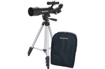 Telescopio portatile CELESTRON Travel Scope 50 con treppiede e zaino CC21038
