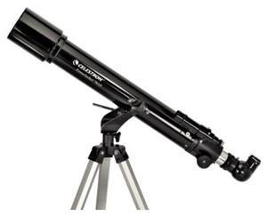 Telescopio rifrattore Powerseeker 70AZ con montatura altazimutale CE21036