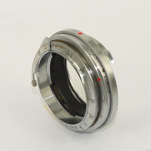 Leica baionetta M 6 bit anello raccordo a obiettivo Contax telemetro RF
