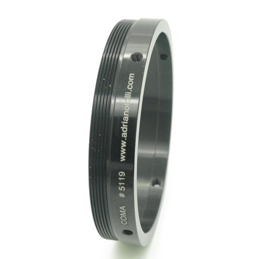 Obiettivo zoom macro vintage HANIMEX  35-105 attacco Nikon made in Japan