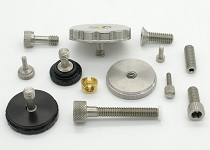 SCREWS AND KNOBS