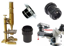 ADAPTERS FOR MICROSCOPES