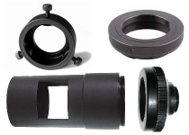 ADAPTERS FOR TELESCOPES AND BINOCULARS
