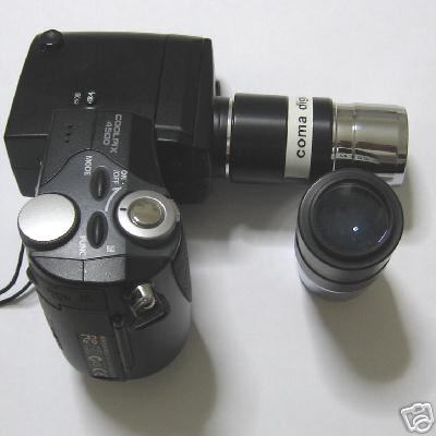 Nikon coolpix 4500 995 990 ... ADAPTER PHOTO TELESCOPE raccordo foto telescopio