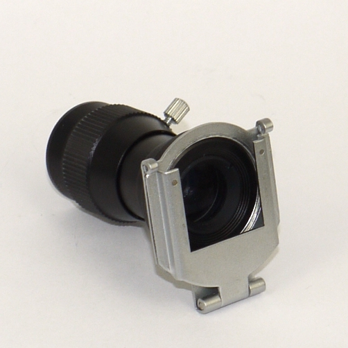 MIRINO YASHICA 2 X MAGNIFIER for 35mm single lens reflex camera