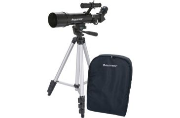 Telescopio portatile CELESTRON Travel Scope 50 con treppiede e zaino  CE21038