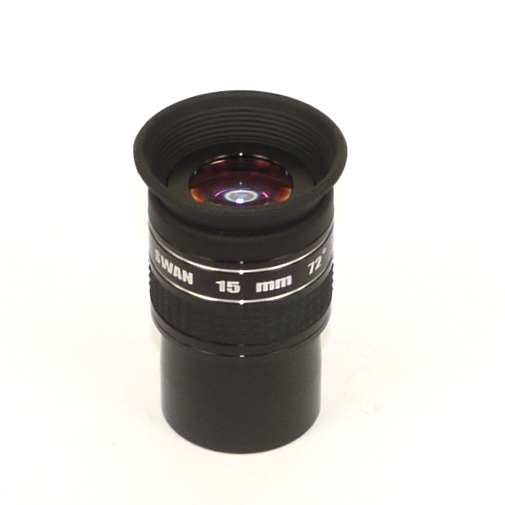 15mm Oculare WILLIAM OPTICS SWAN attacco diametro Ø 1,25''  31,7mm eyepiece