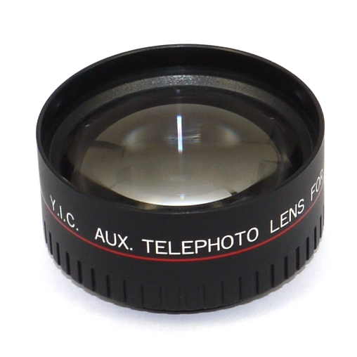 Aggiuntivo Y.I.C. AUX. TELEPHOTO LENS FOR TALKER