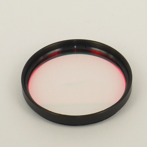 FILTRO dielettrico IR-UV CUT COMA Rejection filter  Ø 58