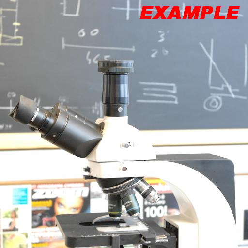 Raccordi foto full frame per microscopio optika b 500 tdk Adapter microscope