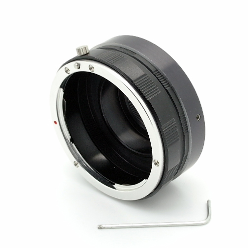 ASI 120 Camera CCD adapter lens Canon EOS adattatore per camera ccd filetto t2